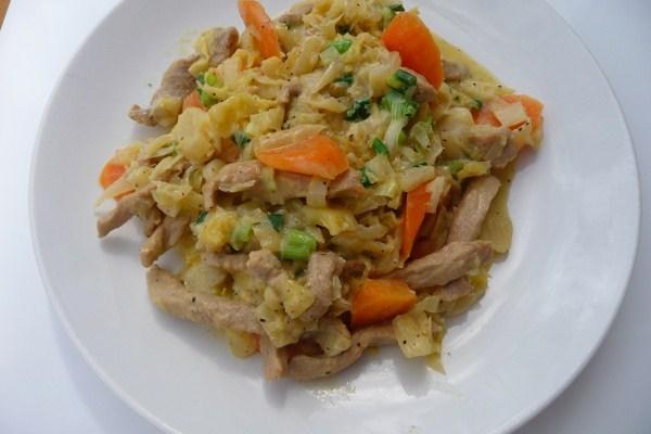 Low-Carb Pork Stew