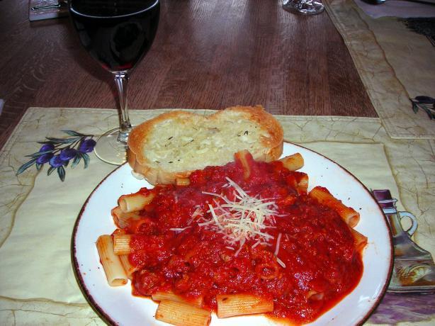 Old World Italian Spaghetti Sauce