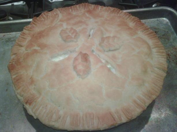 Savory Chicken Pot Pie Paula Deen