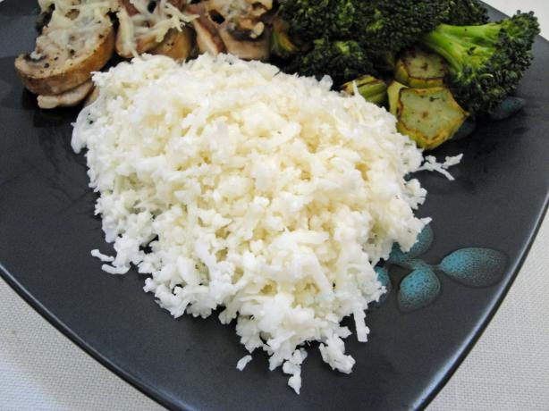 Cauliflower Rice - Low Carb
