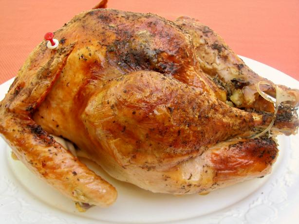 Mouthwatering Herb Roasted Turkey