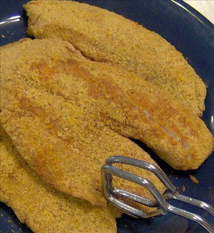 Fried Cornmeal-Crusted Catfish
