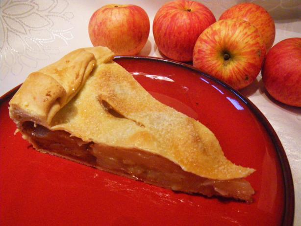 Brown Sugar Apple Pie to Die For