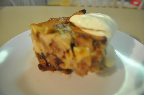 Apple and Pecan Breakfast Casserole
