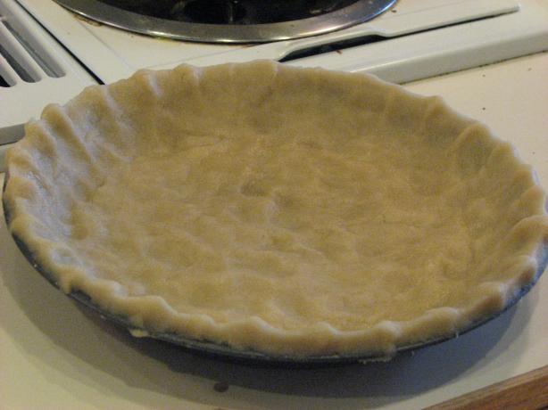 Pat in Pan Pie Crust