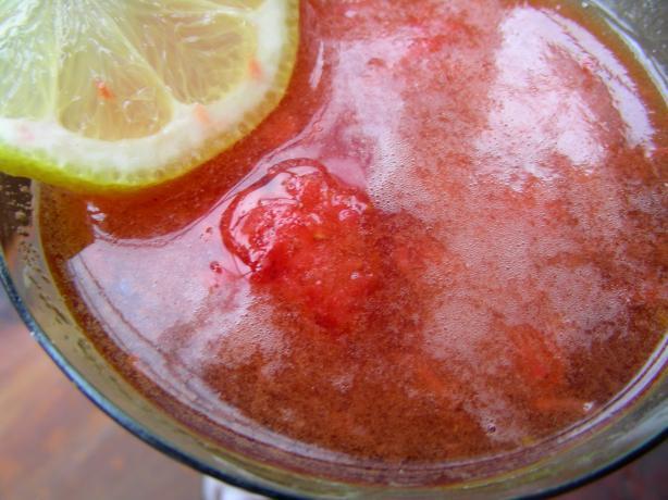 Strawberry Punch (Erdbeerbowle)