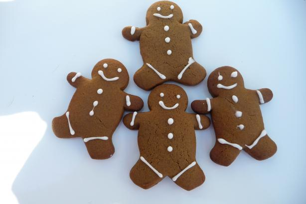 Special Gingerbread Cookies