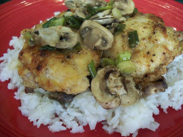 Chicken and Mushroom Casserole II