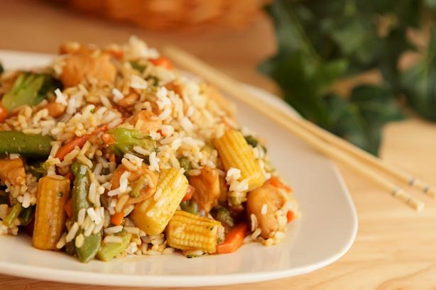 Super-Easy General Tso Chicken
