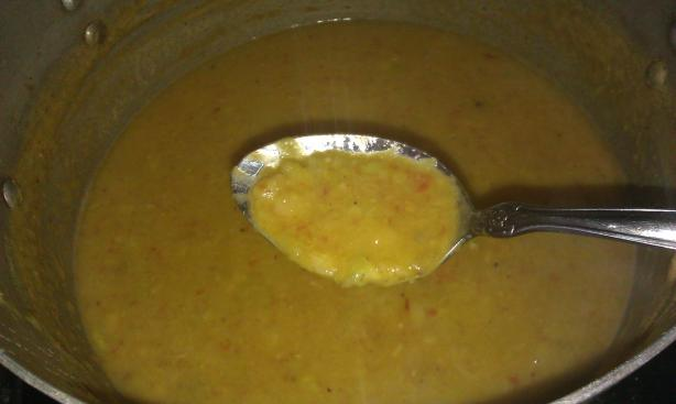 Sopa De Habas (Fava Bean Soup)