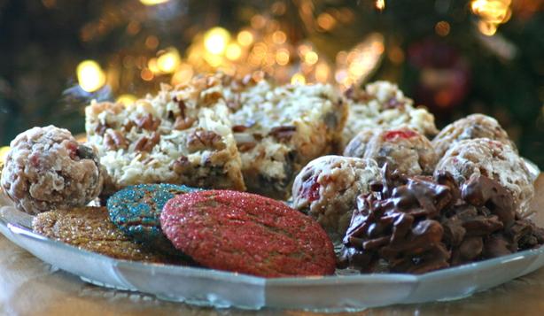 Grandma's Date Balls (X'mas Cookies)