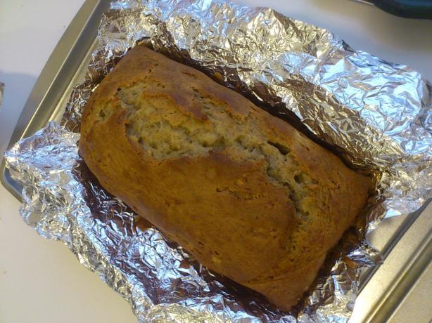 Mama's Easy Banana Cake