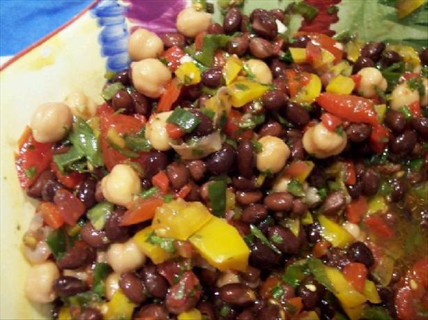 Texas Caviar from the Cowgirl Hall of Fame Restaurant