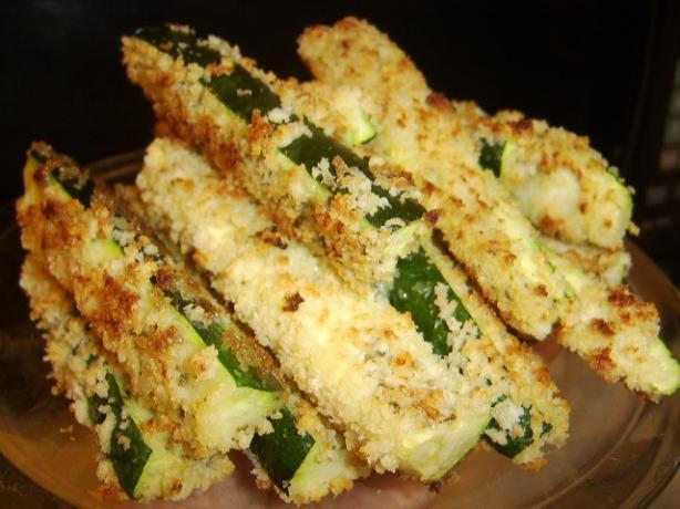 Zucchini Fries - 2 Pts. Ww
