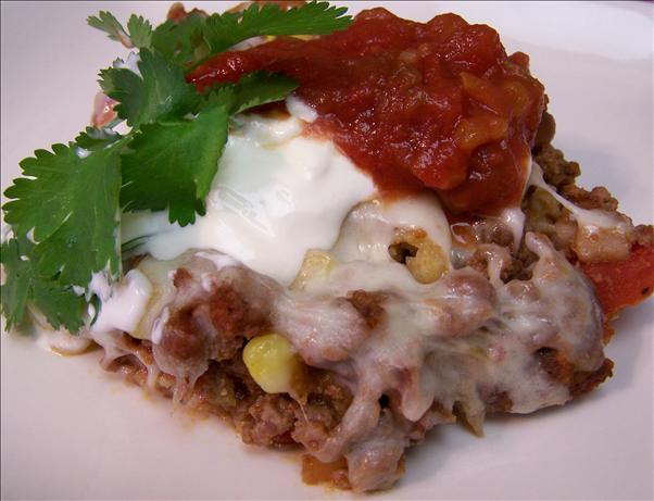 Maz's Taco Casserole