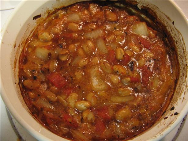 Easy Vegan Baked Beans