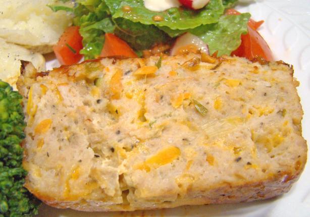 Momosita's Amazing Ground Turkey/Chicken Meatloaf (With Hidden V
