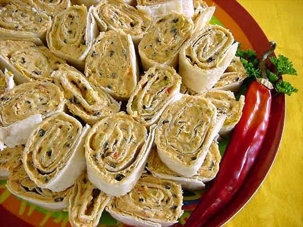 Mexican Taco Pinwheels