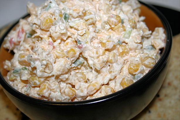 Mexican Shoepeg Corn Dip