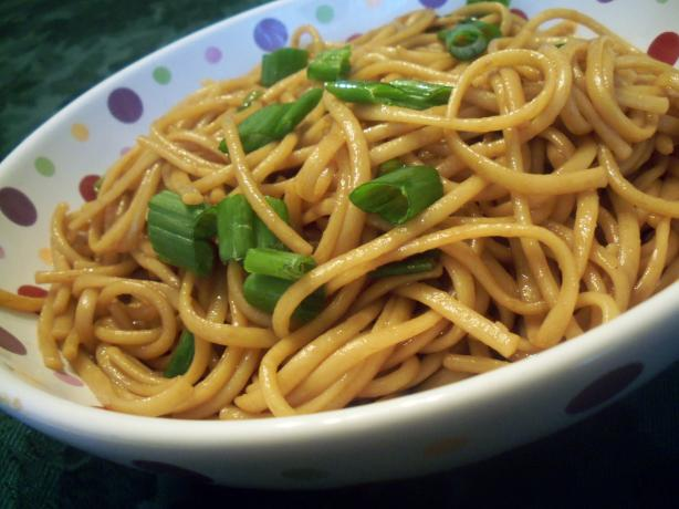 Simple Chinese Noodles