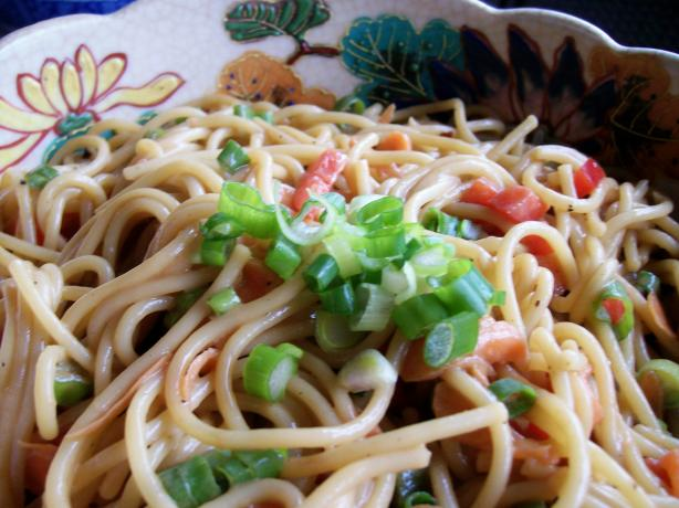 Spicy Sesame Noodles