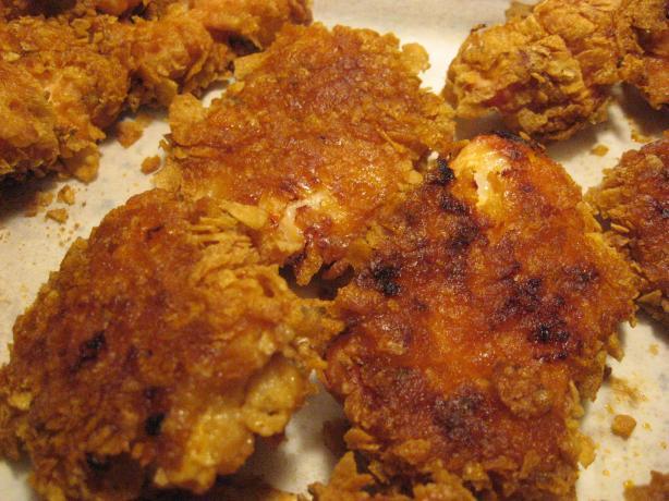 Chicken Crunch Fingers