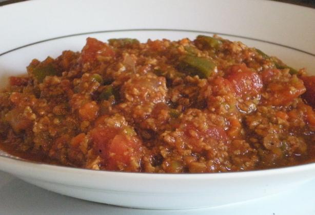 Fake Chili, Vegetarian