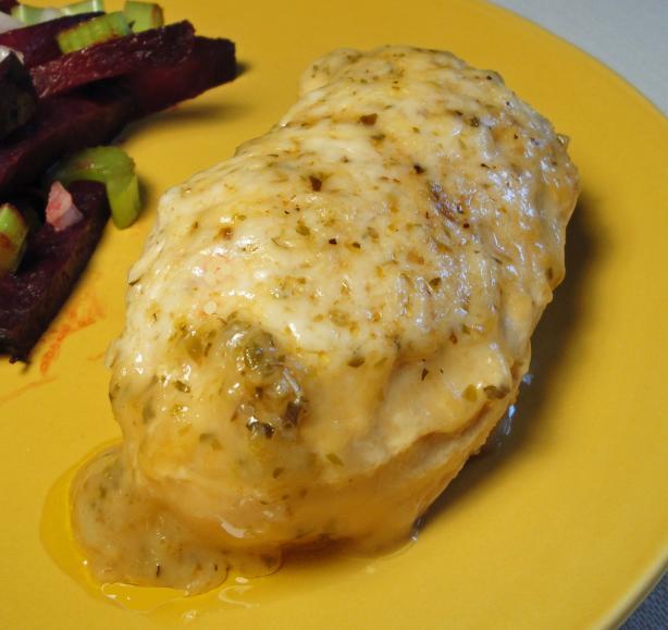 Fat Free Parmesan Chicken