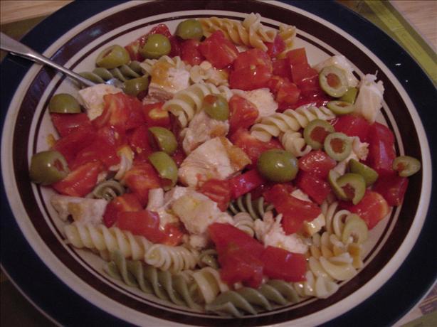 Solo Tomato Chicken Pasta