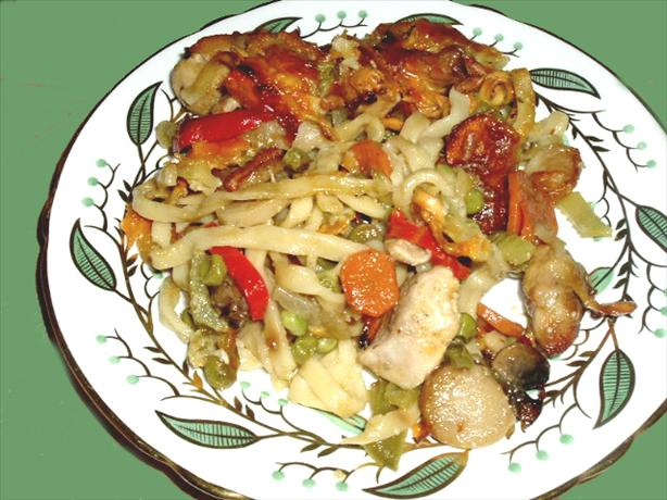A & L Chicken Pasta Casserole