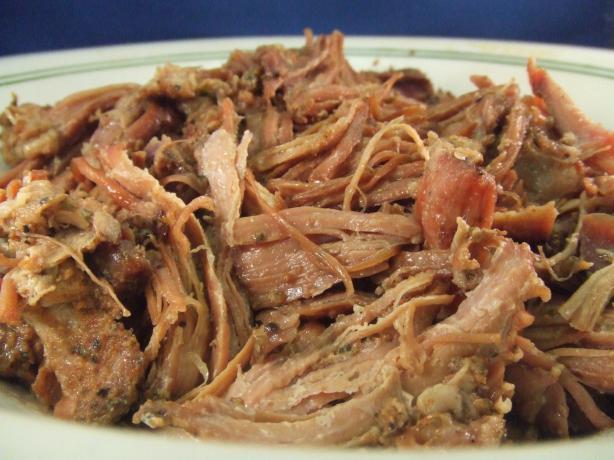 Carnitas Easy Shredded Pork