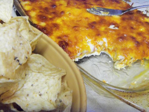 Our Favorite Buffalo Chicken Dip