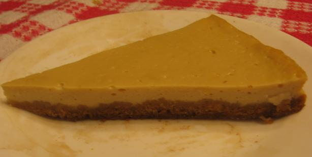 """i Don't Believe It's...."" Lemon Tofu Cheesecake!"