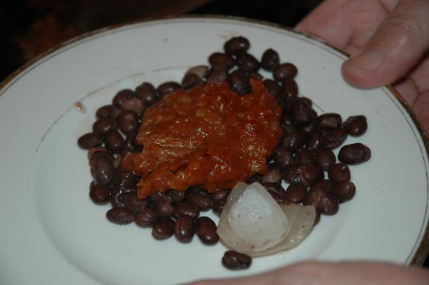 Black Beans in Chipotle Adobo Sauce
