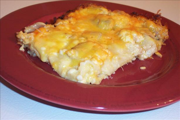 Chicken Tortilla Casserole