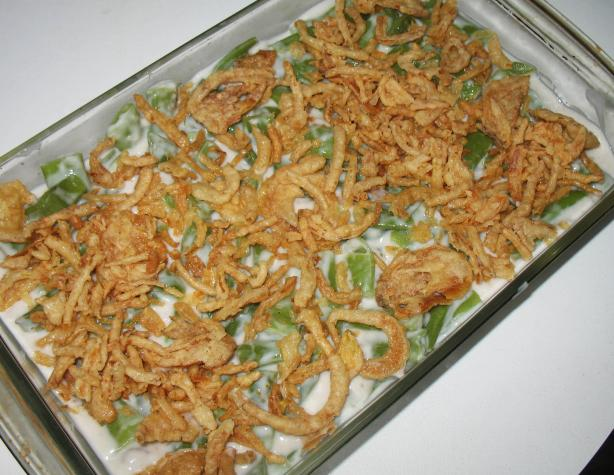 Campbell's Green Bean Bake