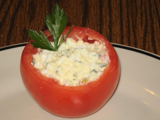 Tomates Rellenos - Tapas
