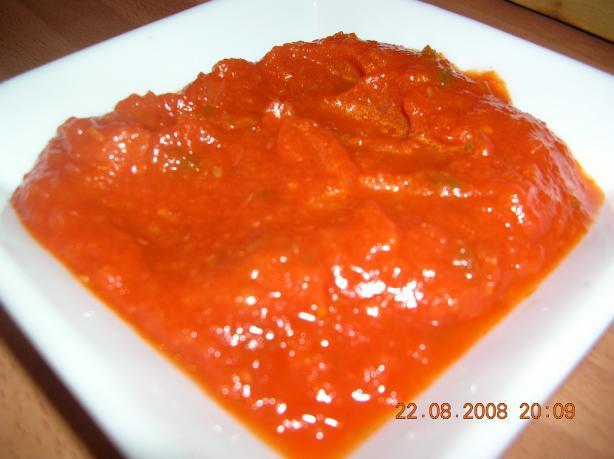 Senor Pico's Picante Sauce
