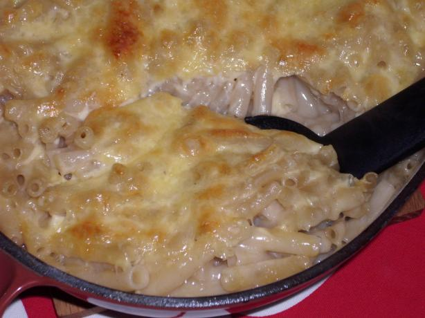 Yummy Baked Mac & Cheese