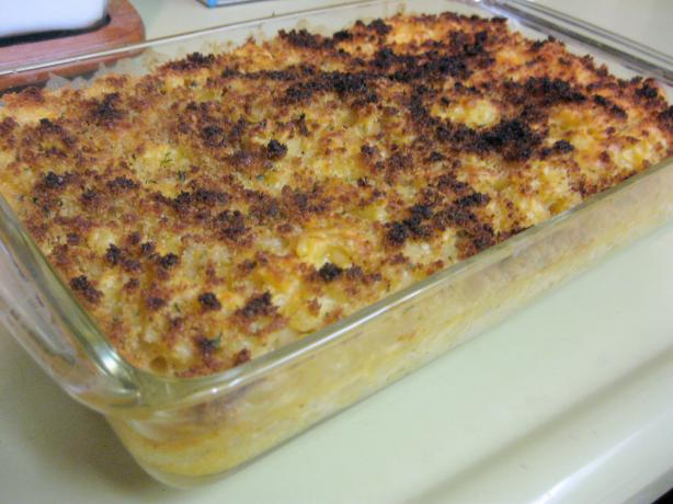 Baked Mac & Cheese Please