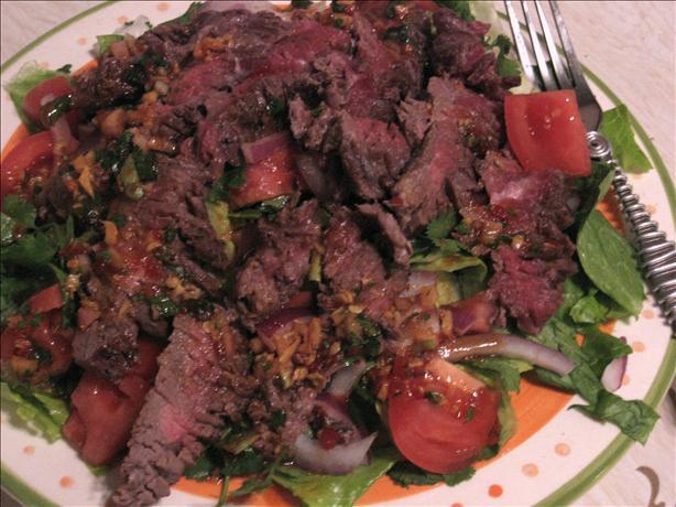 Thai-Style Beef Salad