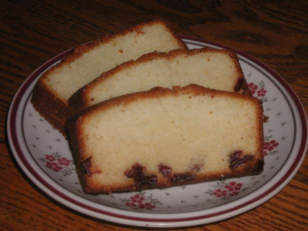 White Chocolate Bread -