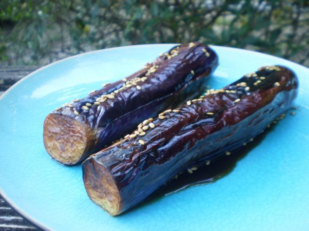 Eggplant With Sesame Sauce