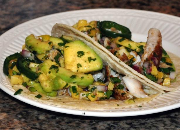 Cumin-Seasoned Fish Tacos