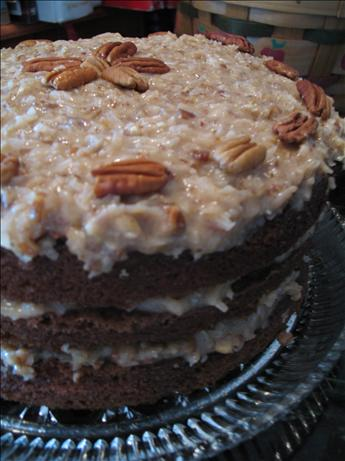 Baker's Original German Sweet Chocolate Cake