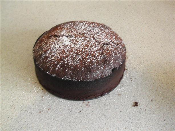 Italian Chocolate Walnut Cake (Flourless)