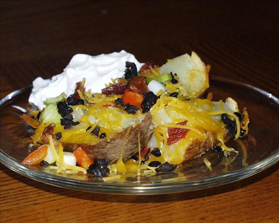 Oven Baked Fries/Potato Skins