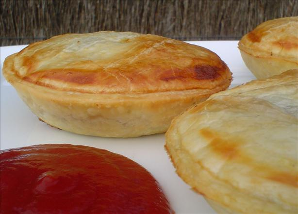 Mini Meat Pies