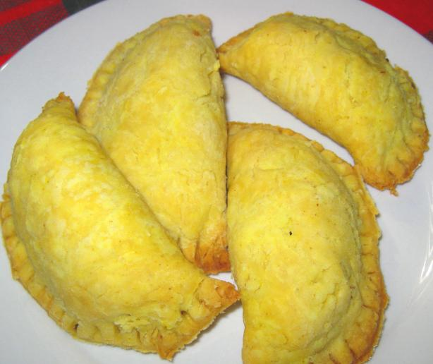 Jamaican Beef Patties (Aka Meat Pies or Pasties)