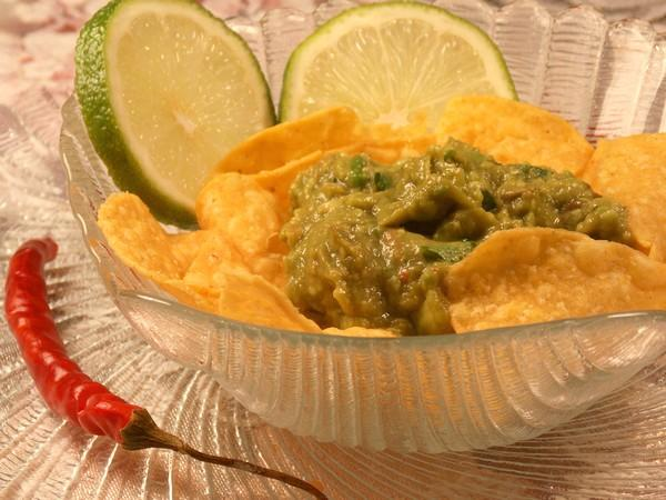 Classic Guacamole (Weight Watchers)